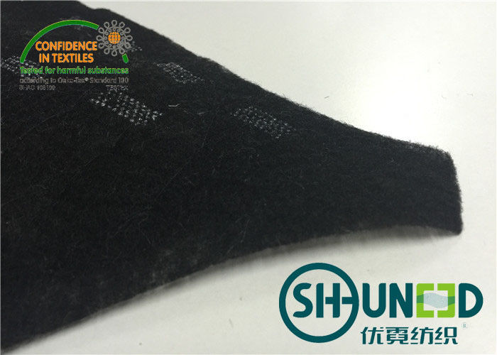 Eco - Friendly Polyester Sewing Shoulder Pads For Men's Jacket